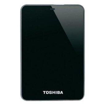 Toshiba Canvio Connect V7 Portable Hard Drive 2TB (Black)