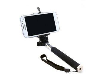 Monopod Selfie Z07-1 สีดำ