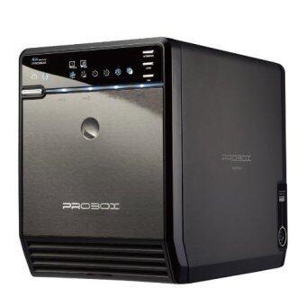 Probox 4 bay 2.5 ,3.5in SATA HDD Enclosure 0GB