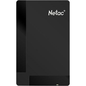 Netac Francois K218 320G USB3.0 High-speed 5400rpm 2.5-inch Portable Encryption Mobile Hard Disk Black - intl