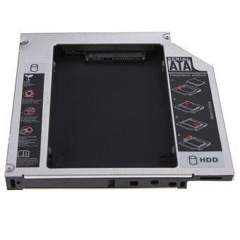 12.7mm Universal PATA IDE To SATA 2nd SATA HDD Hard Drive Disk Bay Caddy+Screws