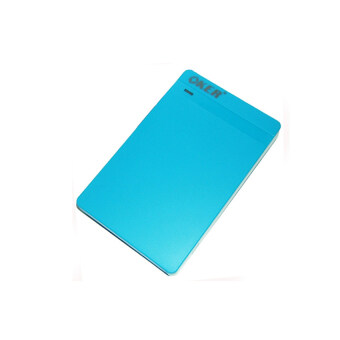 "OKER BOX Hard Drive OKER ST-2568 USB 3.0 2.5"" SATA External Hard Drive Enclosure (Blue)"