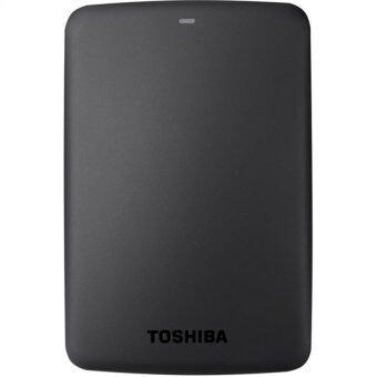 TOSHIBA CANVIO BASICS 1TB HDTB310AK3AA USB 3.0 Portable 2.5 Inch External Hard Drive (BLACK)
