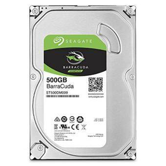 500 GB HDD SEAGATE SATA-III 32MB BARRACUDA(ST500DM009) -3 YEARS -By Synnex, Strek