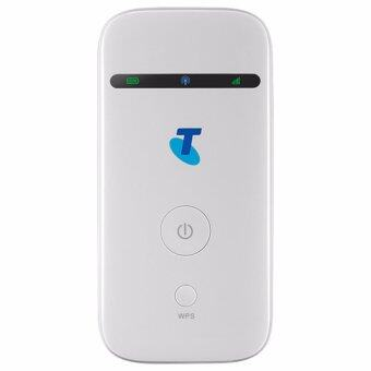 ZTE MF65 POCKET WIFI MIFI 3G UNLOCKED 21.6Mbps รองรับ AIS/DTAC/TRUE - White