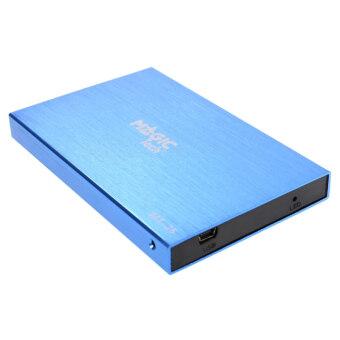 Magictech Enclosure 2.5 SATA รุ่น MT-25 (Blue)
