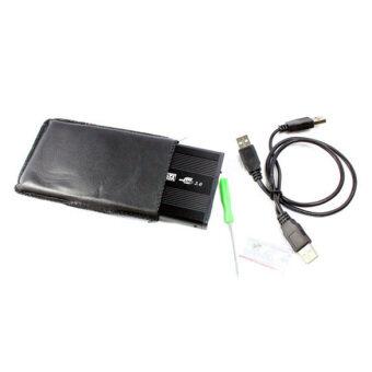 USB 2.0 2.5 HARD DRIVE SATA EXTERNAL CASE ENCLOSURE2014 - Intl