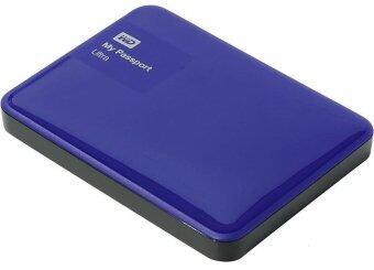 WD NEW My Passport Ultra 3TB (WDBBKD0030BBL) Portable Storage (Blue)