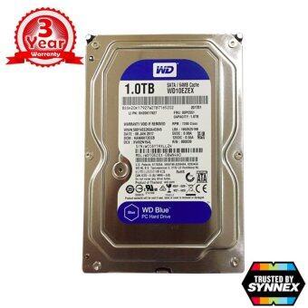 WD HDD Internal 1.0 TB 7200RPM WD10EZEX (BLUE)