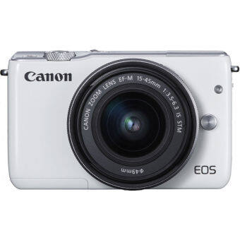 Canon EOS M10 Kit (EF-M15-45mm)(White) x Rilakkuma Special Edition + SD 8 GB(ประกันศุนย์) (image 2)