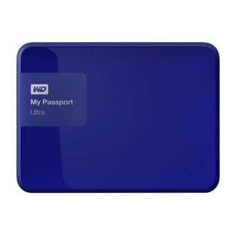 WESTERN HDD External 1.0 TB 5400RPM MY PASPORT ULTRA WDBGPU0010BBL (BLUE)