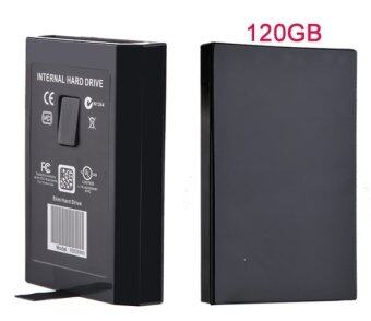 Jo.In Black 120G 120GB Hard Drive Disk Kit for HDD XBOX 360 Internal Slim