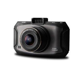 Morestech กล้องติดรถยนต์ G90 Ambarella A7 HDR 1080P Full HD เลนส์ Wide 170 องศา