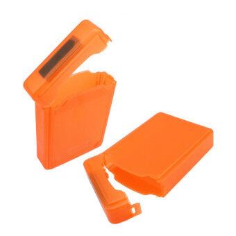 MK Plastic 3.5 inch Case for SATA IDE HDD Disk Drive