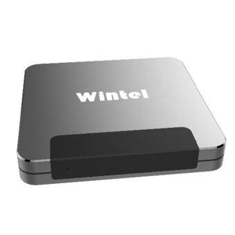 2016 New Wintel W8II Mini PC With Android and Win10 Dual OS Smart TV Boxes 2GB/32GB Atom Z3735F HD Wifi Bluetooth Pocket PC
