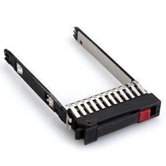 "2.5"" SAS SATA HDD Hard Drive Tray Caddy + Screw for HP DL380 G7 - Intl"
