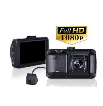 Dual Lens Driving Recorder