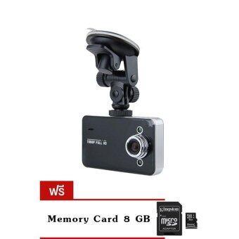 M-tech กล้องติดรถยนต์ รุ่น K6000