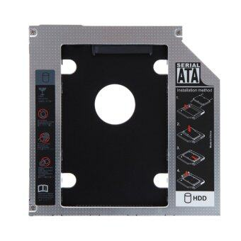 2nd 9.5mm SATA HDD SSD Hard Drive Caddy Bay for MacBook