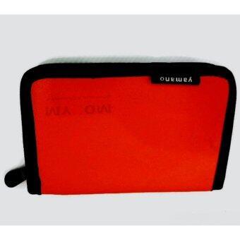 Yamano harddisk bag กระเป๋า Hard Disk Drive 2.5 แบบพกพา ฺสีส้ม