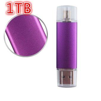 SALE otg external storage smart phone tablet pc pen drive 1TB pen drive U Disk memory