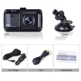 กล้องติดรถยนต์ FULL HD 1080P