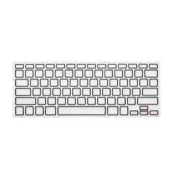 Keyboard Protective Film 15.4 Inch for Apple MacBook Air MacBook Pro (Black Box)