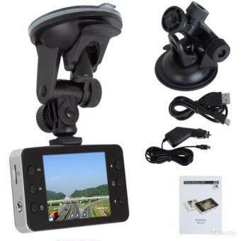 กล้องติดหน้ารถยนต์ HD DVR K6000