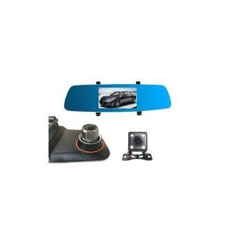 Sml Tech กล้องติดรถยนต์ รุ่นAT66Aแพ็คคู่