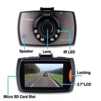 LDS Car Camcorder กล้องติดรถยนต์