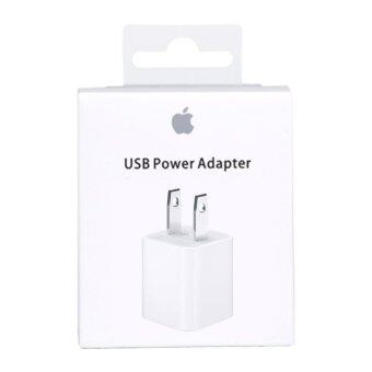 Apple Adapter หัวปลั๊ก 5W Original Box - White