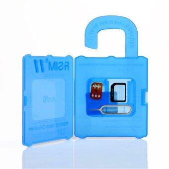 R-SIM11 General Nano Cloud Unlock Card For iPhone 7 6S&6&5&4S IOS10.X&9.X&8.X&7 - intl