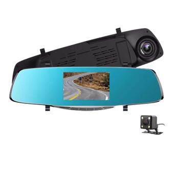 Anytek Car camera กล้องติดรถยนต์มีกล้องมองหลัง