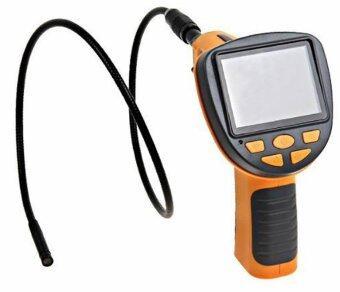 ITandHome กล้องงู Snake Camera Borescope ตรวจสอบท่อ จอ 3.5 นิ้ว - สีส้ม