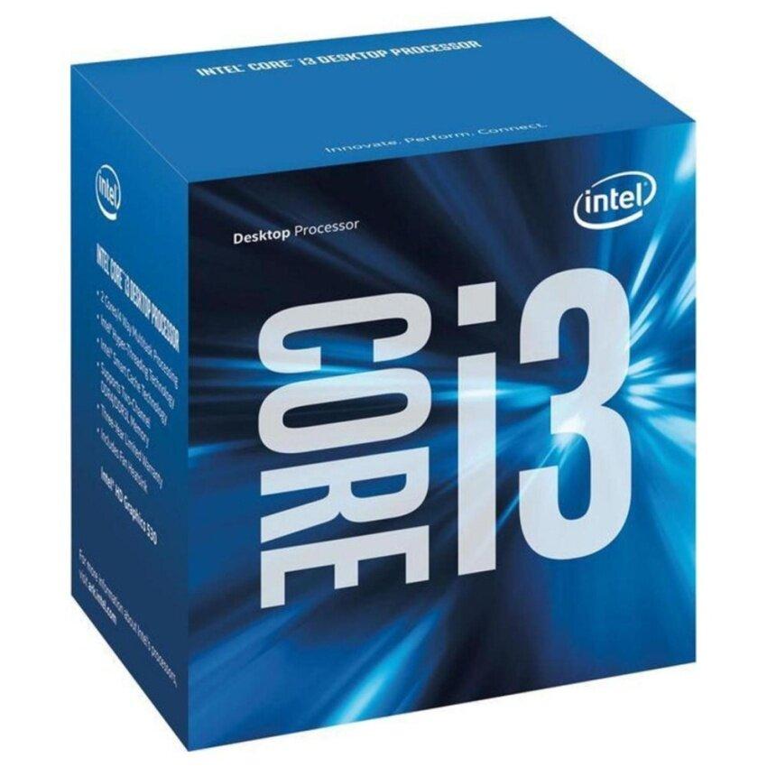 Intel CPU Core i3-6100 3.7GHz 2C/4T LGA-1151