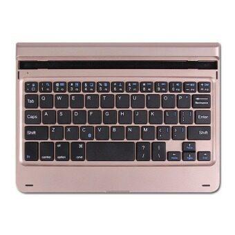 iPad Mini4 Bluetooth Keyboard Ultra-thin Wireless Clavier(Gold)(INTL)