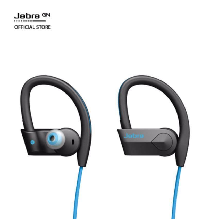 Jabra หูฟังออกกำลังกาย Sport Pace Wireless (Blue)