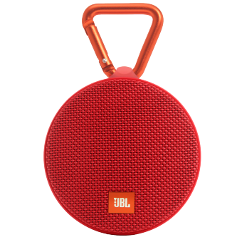 JBL Clip2 – Portable Bluetooth speaker with IPX7 waterproof Red - intl