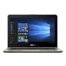 K541UV-GO516  i5-7200UProcessor, 2.5GHz  / DDR4 4GB  / HDD 1TB /920MX (N16V-GMR1) DDR3 2GB / Chocolate Black