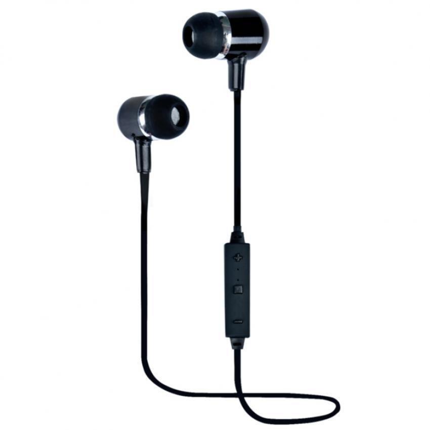 แนะนำKS หูฟังบลูทูธ สำหรับออกกำลังกาย รุ่นBT50 (สีดำ) ราคาถูก