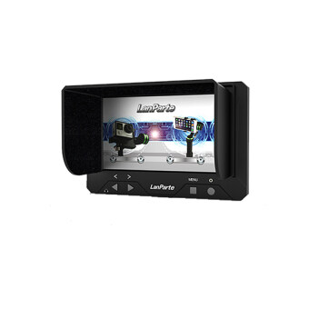 "Lanparte 4.3"" LCD HDMI Mini 130g Monitor For Gopro hero 3 Axis Gimbal - Intl"