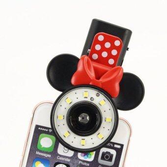 ไฟเซลฟี่ มินนี่เม้าส์ LED Selfie Minney
