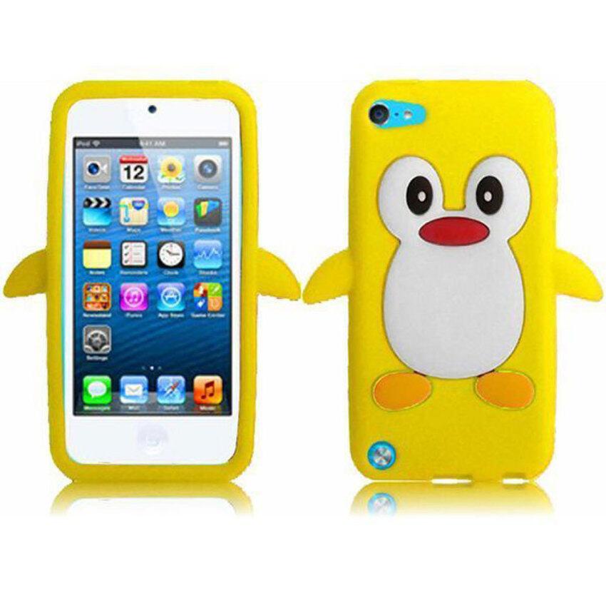 Apple Ipod Touch5 Intl Leegoal Yellow Winnie The Pooh Bear Soft Silicone Case .