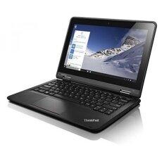 Lenovo High Performance 11.6-Inch ThinkPad Yoga Convertible IPS Touchscreen Laptop (Intel Celeron Quad-Core Processor, 4GB RAM, 128GB SSD, 802.11AC, Bluetooth, Webcam, HDMI, Windows 10) - intl