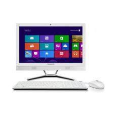 """Lenovo IdeaCentre C360,19.5"""",Pentium G3250T,2G,500GB,Int,W8.1,1Y - White"""