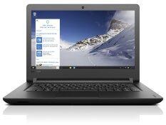 "Lenovo IdeaPad 110-15IBR (80T70049TA) 15.6""/Pentium N3710/4GB/1TB/Dos(Black)"