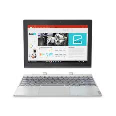 "Lenovo IdeaPad MIIX แล็ปท็อป รุ่น 320-10ICR (Wifi) ATM X5 Z8350 4G 64G 10.1"" (สี Platinum Silver)"