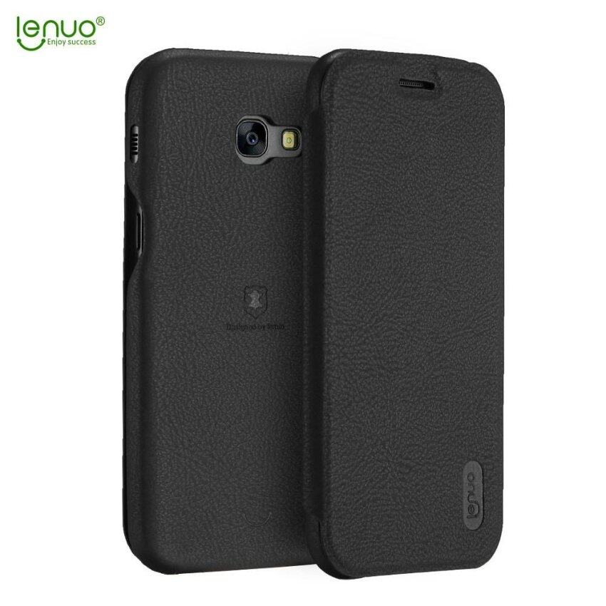 LENUO Ultra Thin Flip Cover Case Soft Leather Cell Phone Cases For Samsung Galaxy A7 201 ...