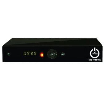 Leotech กล่องรับสัญญาณดาวเทียม รุ่น LEO 999 V1S RF-Out - black