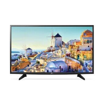 LG UHD Smart TV 49 นิ้ว รุ่น 49UH610T (Black)